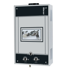Мгновенный газовый водонагреватель / газовый гейзер / газовый котел (SZ-RS-67)