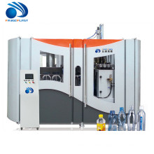 high speed PET bottle blowing machine with 1800BPH based on single cavity