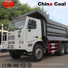 6X4 10 Tires Left Hand Drive Mining Dump Tipper Truck