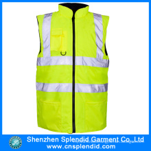 up-to-Date Safety High Visibility Vest with Reflective Tape with Top Quality