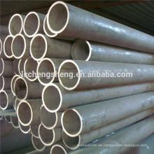 16Mn Kalt gezogene Stahlrohr / nahtlose schwarze Stahlrohr Fabrik Preis