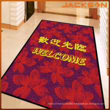 Nylon Pile Hotel Outdoor Rubber Carpet