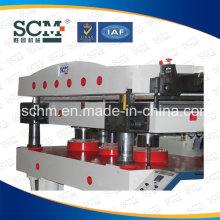 Boite de bijoux hydraulique automatique Logo Machine d'estampage Hot Foil