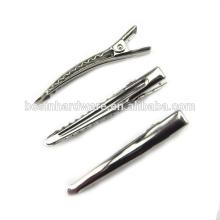 Art- und Weisequalitäts-Metallalligator-Haar-Klipp-Großverkauf