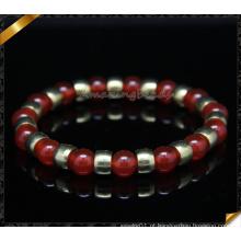 Carnelian Beads Handmade Pulseiras (CB092)