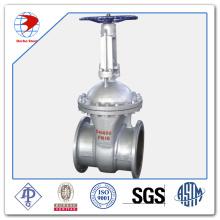Válvula de Porta API 600 RF 150 # ASTM A182 F304