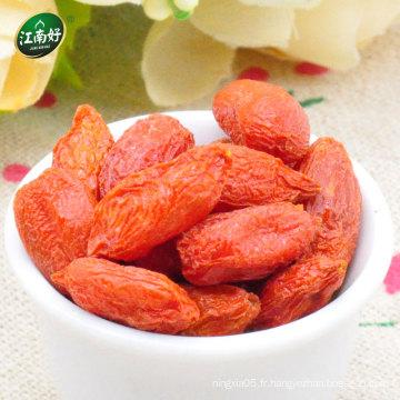 Baies de goji séchées / fruits croustillants Wolfberry 150g