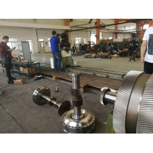 Voith Coupling R16K400M Maintenance