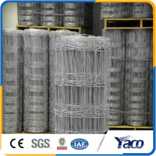 fixed hinge joint galvanized iron wire woven mesh horse fence cattle fence and farm fence