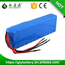 11.1V 17.6Ah 20.8Ah 18650 Lithium Battery Pack For Garden Light