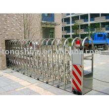 portão automático de aço inoxidável