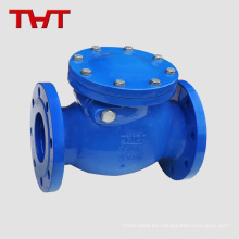 buena válvula de retención del amortiguador hidráulico del nitrógeno de la parada del arrabio de los fabricantes