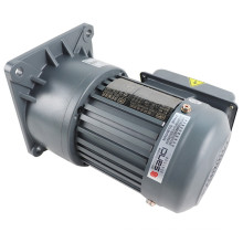 three phase electric ac motor with gear box