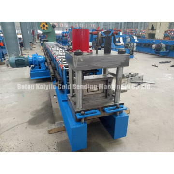 C Purlin Cold Roll Formmaschine