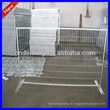 Niedriger Preis hochwertiger temporärer Zaun