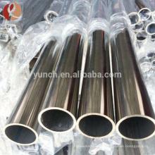 горячая продажа титановая трубы цена за кг