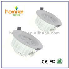 Lámpara de techo de led de alta potencia 5 * 1w