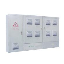 Caixa de medidor de energia monofásica para medidores 8PCS