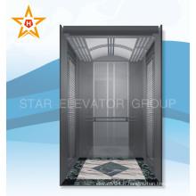 Fujistar Bonne qualité et élévateur d'ascenseur passager célèbre