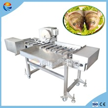 Industrial Automatic Fish Heads Cutter Slicer Cutting Slicing Processing Machine
