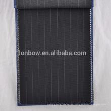 panel de rayas super120S lana para traje