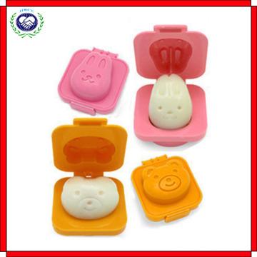 Gadgets de cocina de alta calidad Cartoon Rabbit Beer Egg Mold