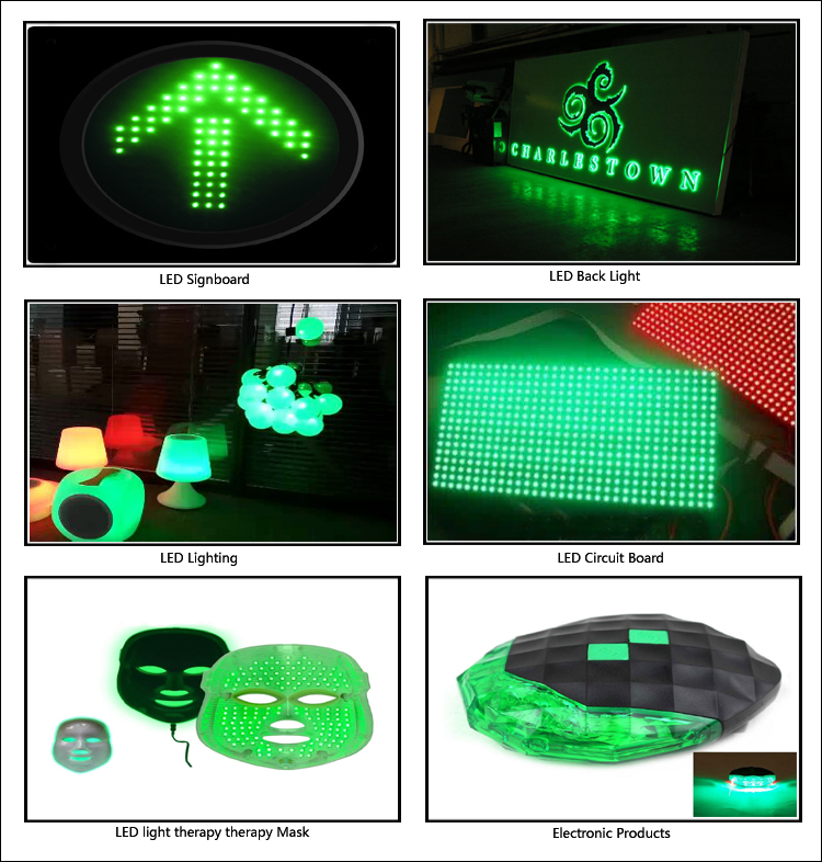Green LED Application