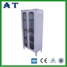 Double door equipment cabinet
