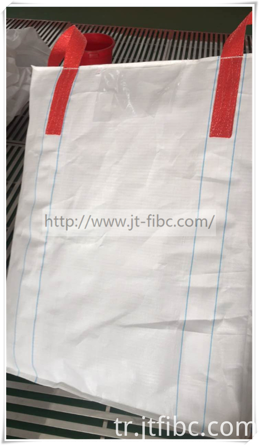 Pp Fibc Bag For Asbestos