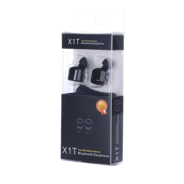 Venta al por mayor Auriculares bluetooth dobles sin hilos de True X1T