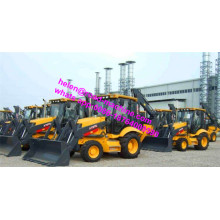 XCMG XT870H Mini Backhoe Loader Dengan CE