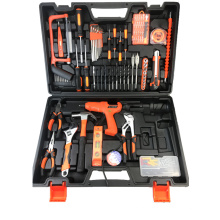 Hot Sale 82PCS Tool Set in Plastic Box Hand Tool