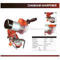Profesional 145mm Bench-Mounted Chainsaw Cadena Afiladora Herramientas Grinder Electric 230w Chainsaw Sharpener