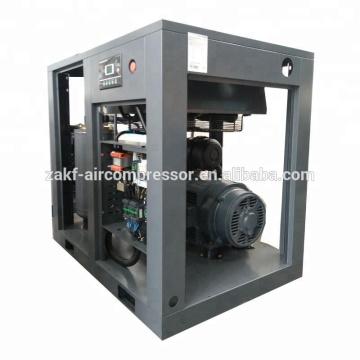 30HP Rotary Type 8 bar Compresor de aire de tornillo industrial con accionamiento directo