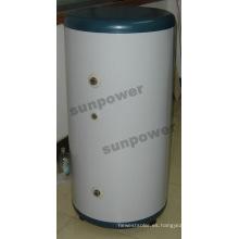 Tanque calentador de agua solar