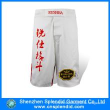 Cheap Custom 3/4 MMA 100% Cotton Men Boxer Short
