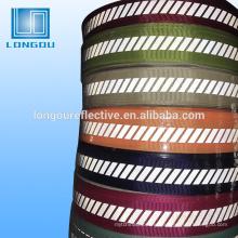 sew or iron on hi vis reflective fabric