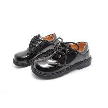 Sapatos de couro clássicos de alta qualidade estudante sapatos sapatos de vestido (ff624-2)