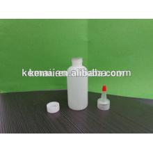 Botellas cuentagotas exprimidor