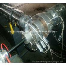 Machines en plastique d'extrusion de tuyau de PE de haute qualité