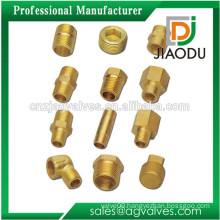 Custom Made OEM/ODM 1 2 3 4 inch DN15 20 High quality china copper brass all kinds of pipes and fittings
