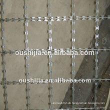 Gut schützender Stacheldraht (Herstellung)
