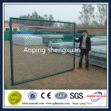Widely used chain link fence ( ISO 9001)