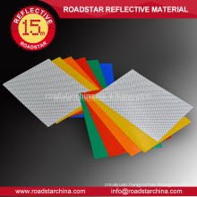 Manufactory production warning reflective sheeting