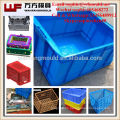 China supply quality products poultry crate Mould/OEM Custom plastic injection poultry crate Mold made in Taizhou huangyan