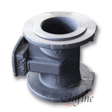 Cast Iron Double Socket by Sand Cast