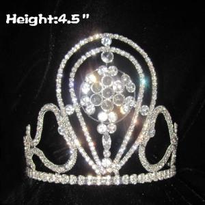 Coronas de diamantes en forma de corazón al por mayor