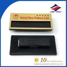 Promoción del precio de fábrica insignia conocida plástica modificada para requisitos particulares