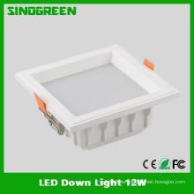 Venta caliente CE RoHS FCC UL de la alta calidad LED abajo de la luz