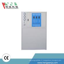 Chauffage et refroidissement dans l'unité de refroidissement refroidi à l'eau